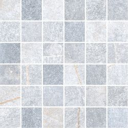 Covent Series - Grey Mosaic