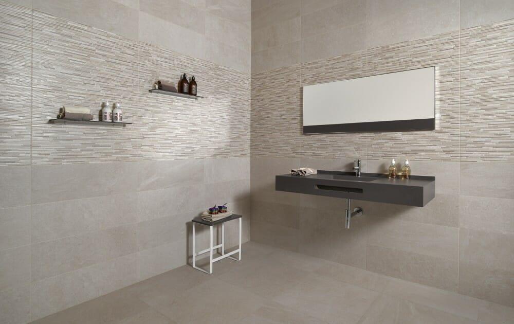 Trivor Almond Tile 25 X 70 International Tiles