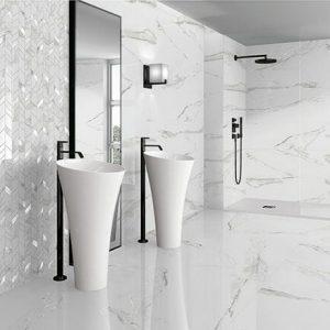 Selecta- White Carrara Plus!