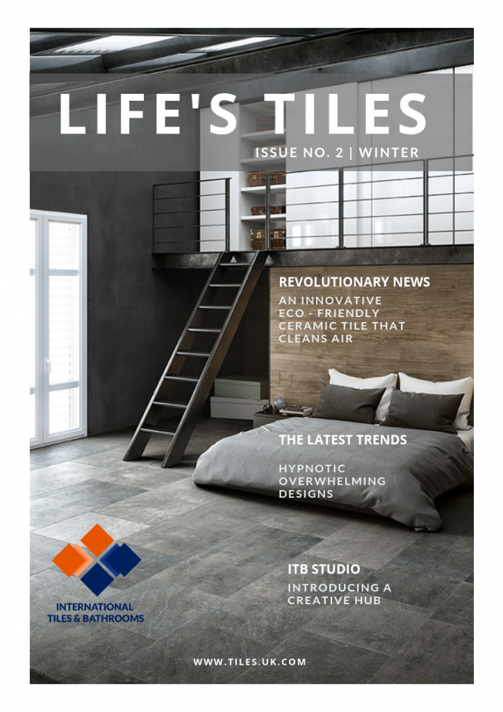 Int Tile Magazine - Winter