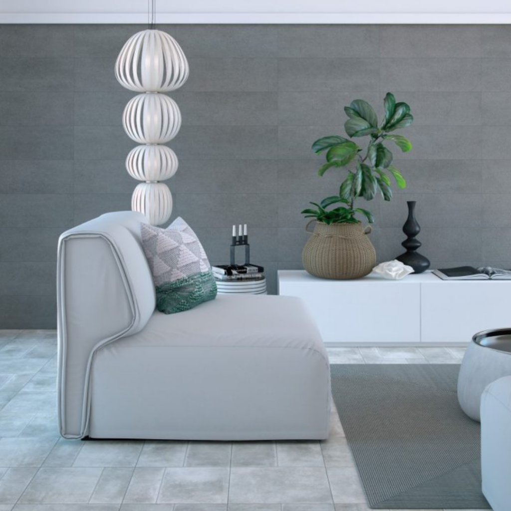 white-floor-tile