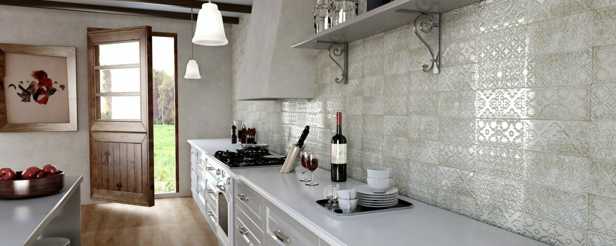 zurbaran-vanilla-cream-moroccan-glossy-patterned-wall-tile-art-moroccan-design-zurbaran-bestile-best tile