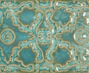 batik-esmeralda-glossy-patterned-wall-tile-art-moroccan-design-zurbaran-bestile-best tile-