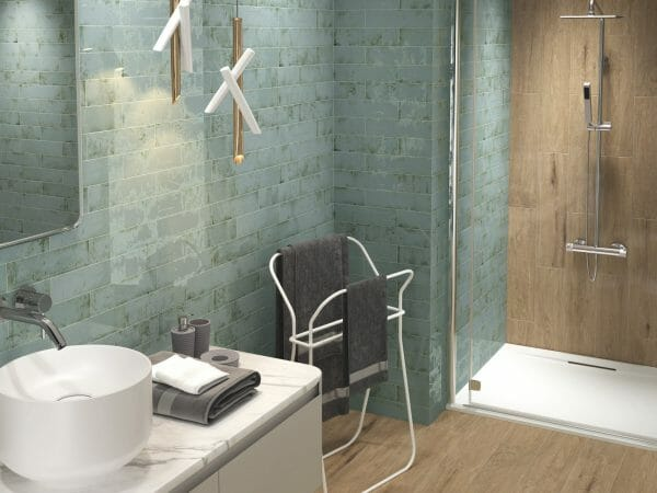grunge-aqua-metallic-wall-tiles-bathroom-kitchen-brick-urban-design-dishevelled-oil-slick