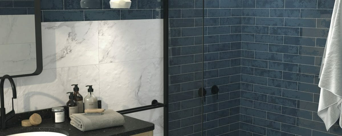 grunge-blue-metallic-wall-tiles-bathroom-kitchen-brick-urban-design-setting