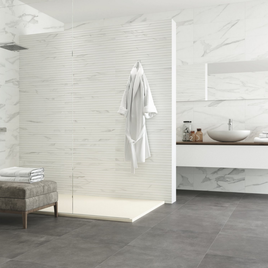 statuary-white-marble-wall