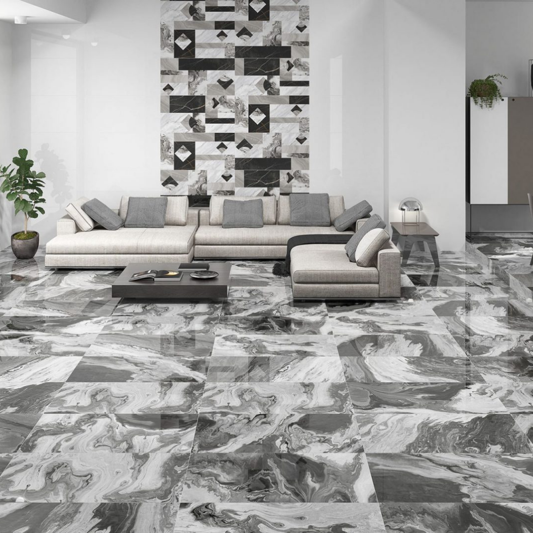 autumn-tile-trends-marble-black-white-tiles