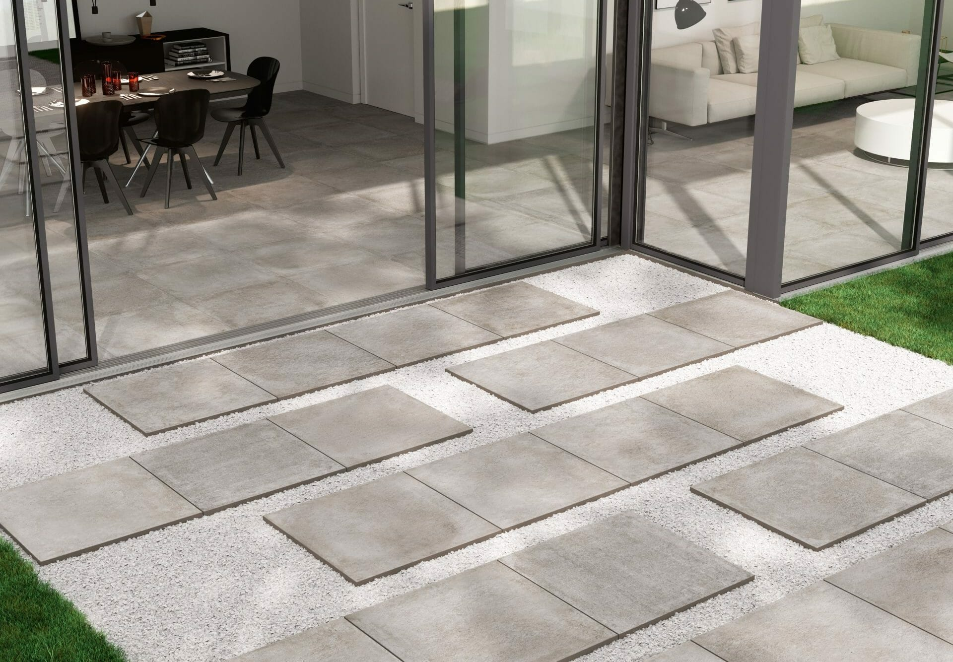 Outdoor Tile Collection