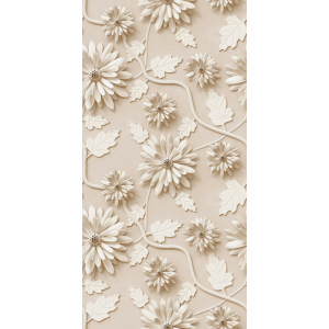 couture-original-charm-beige-flower-wall-tile
