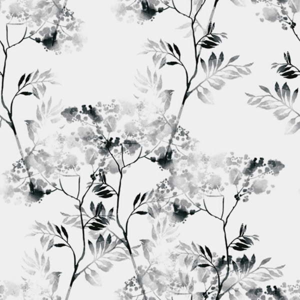 couture-black-white-japanese-flower-patterned-wall-tile